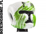 Kask sparingowy Twins Special FHG-TW2 (white/green)