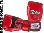 RĘKAWICE BOKSERSKIE FAIRTEX BGV1-B (red) breathable